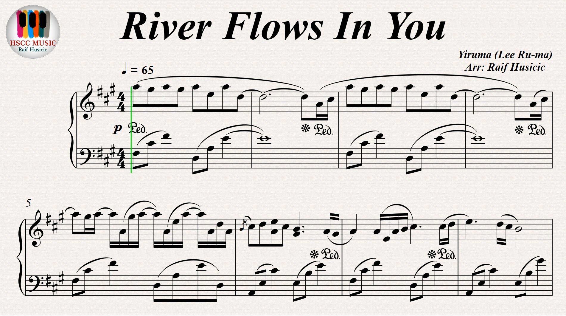 Raif Husiçiç adlı kullanıcının Piano Sheet Music