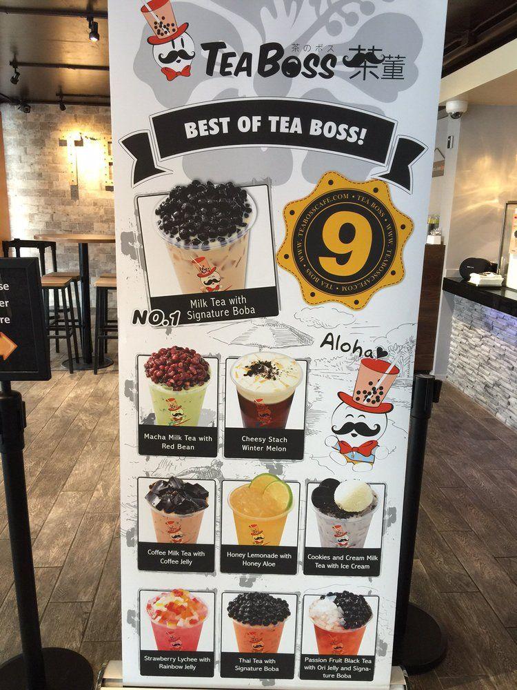 Tea Boss Photos Honey Coffee Coffee Jelly Milk Tea
