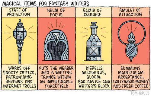 Bisogna essere severi con il #fantasy.