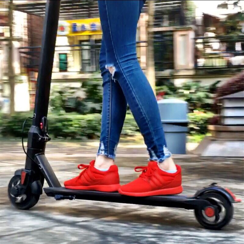 Electric Scooter High Speed Aluminum Alloy Lightweight