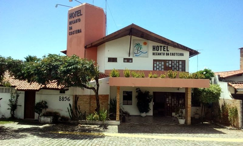 Vida e Turismo: Hotel Recanto da Costeira - Natal