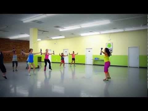 Lovumba Zumba Toning Ariane Betancourt Youtube Zumba Zumba Fitness
