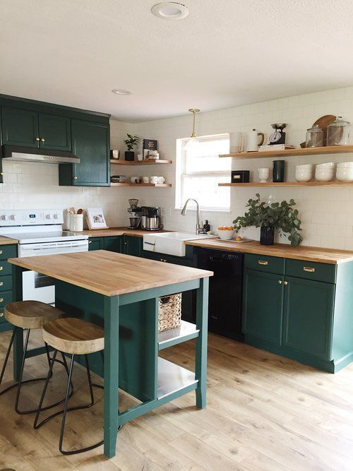 22 NIFTY MODERN FARMHOUSE KITCHEN FOR INSPIRATION YOU MAKE YOUR MOTHER'S FAVORITE KITCHEN – Best Home Decorating Ideas