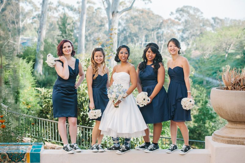 dcb28ae466aa Converse sneakers for bridesmaids. Converse sneakers for bridesmaids Wedding  ...