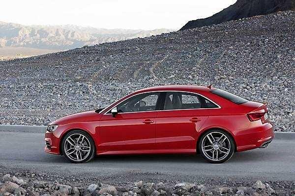 2018 2019 Audi A3 Sedan Update In The Segment Of Compact Sedans