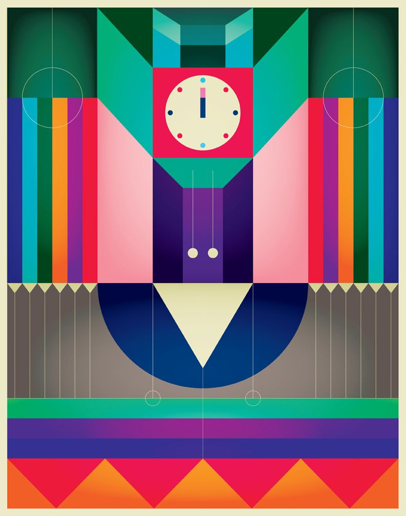 Our Favorite Posters from the Indie Rock Poster Book | Ilustraciones ...
