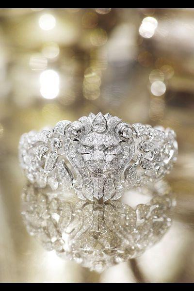 Haute Joaillerie 2013 Chanel, collection Sous le signe du lion