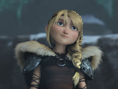 I Got Astrid Which Character Are You From How To Train Your Dragon
