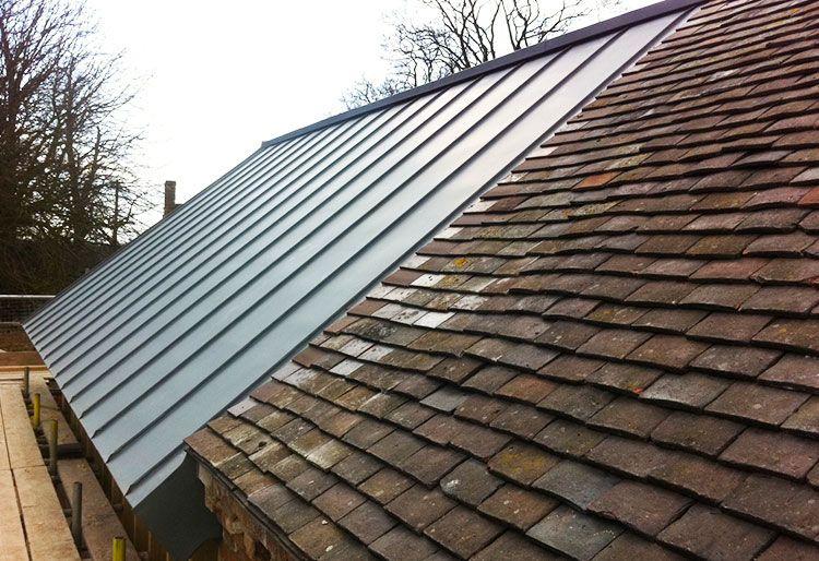 Zinc Roofing Zinc Roof Zinc Cladding Flat Roof