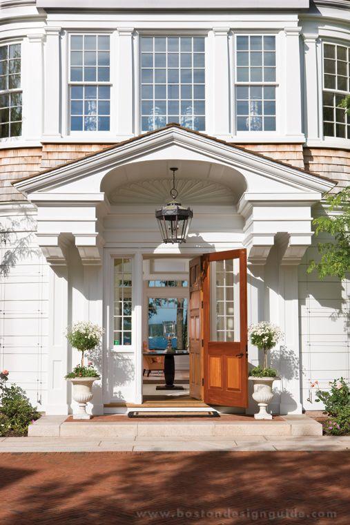 Catalano Architects Architecture And Interior Design In Boston Ma Boston Design Guide Architecture Exterior Design Luxury Homes
