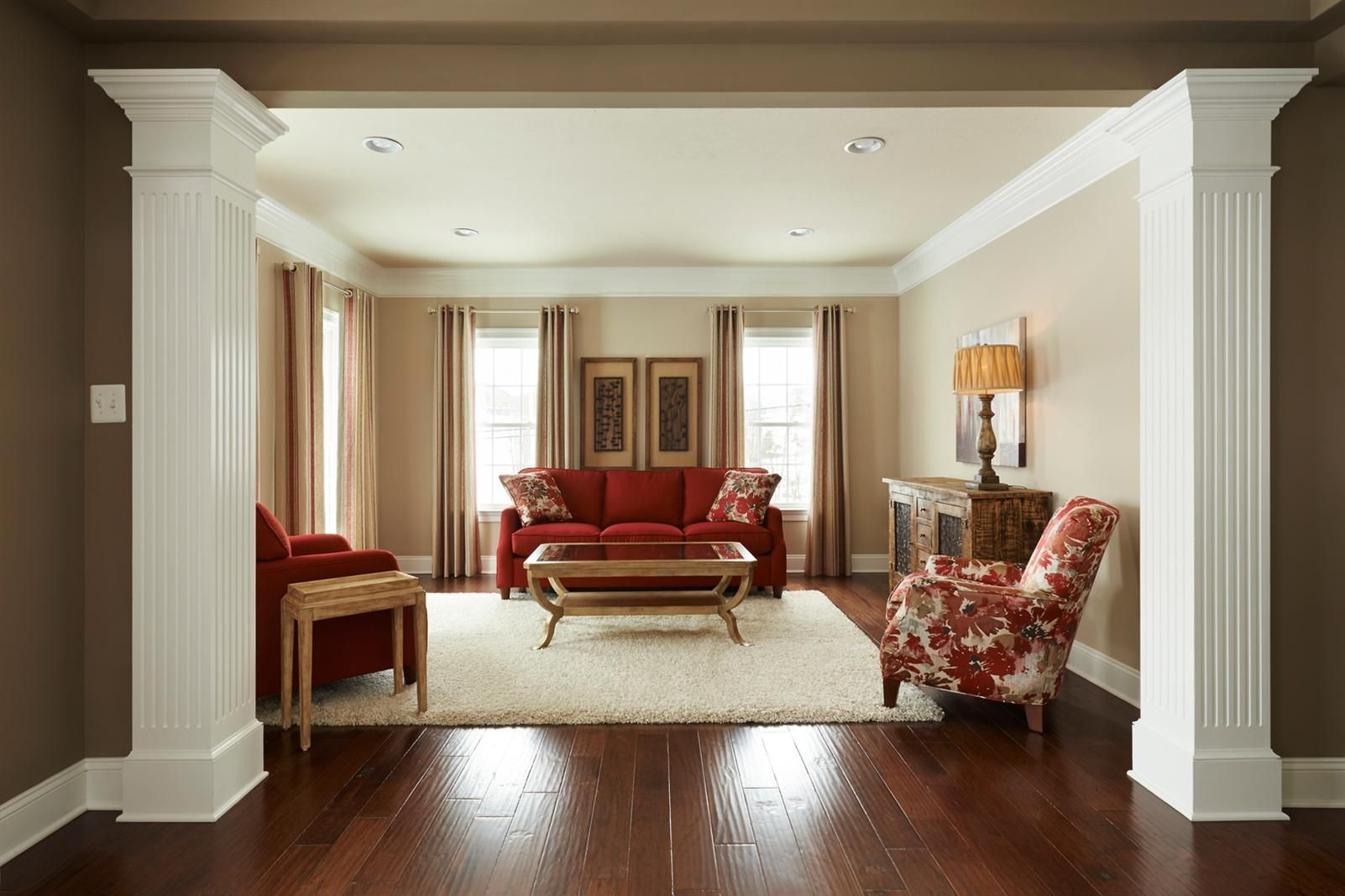 Model homes furniture maryland