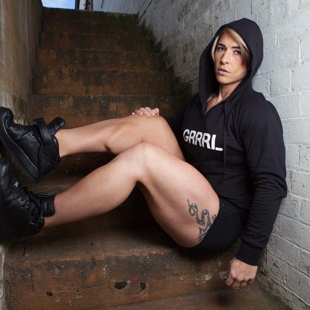 Kortney olson lesbian