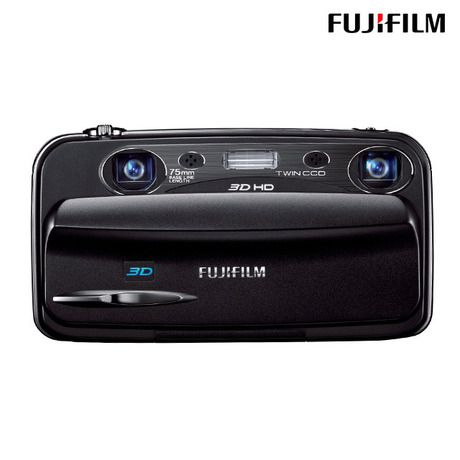 I found this amazing Fujifilm FinePix 720p Real 3D Digital Camera at nomorerack.com for 72% off. Sign up now and receive 10 dollars off your first purchase