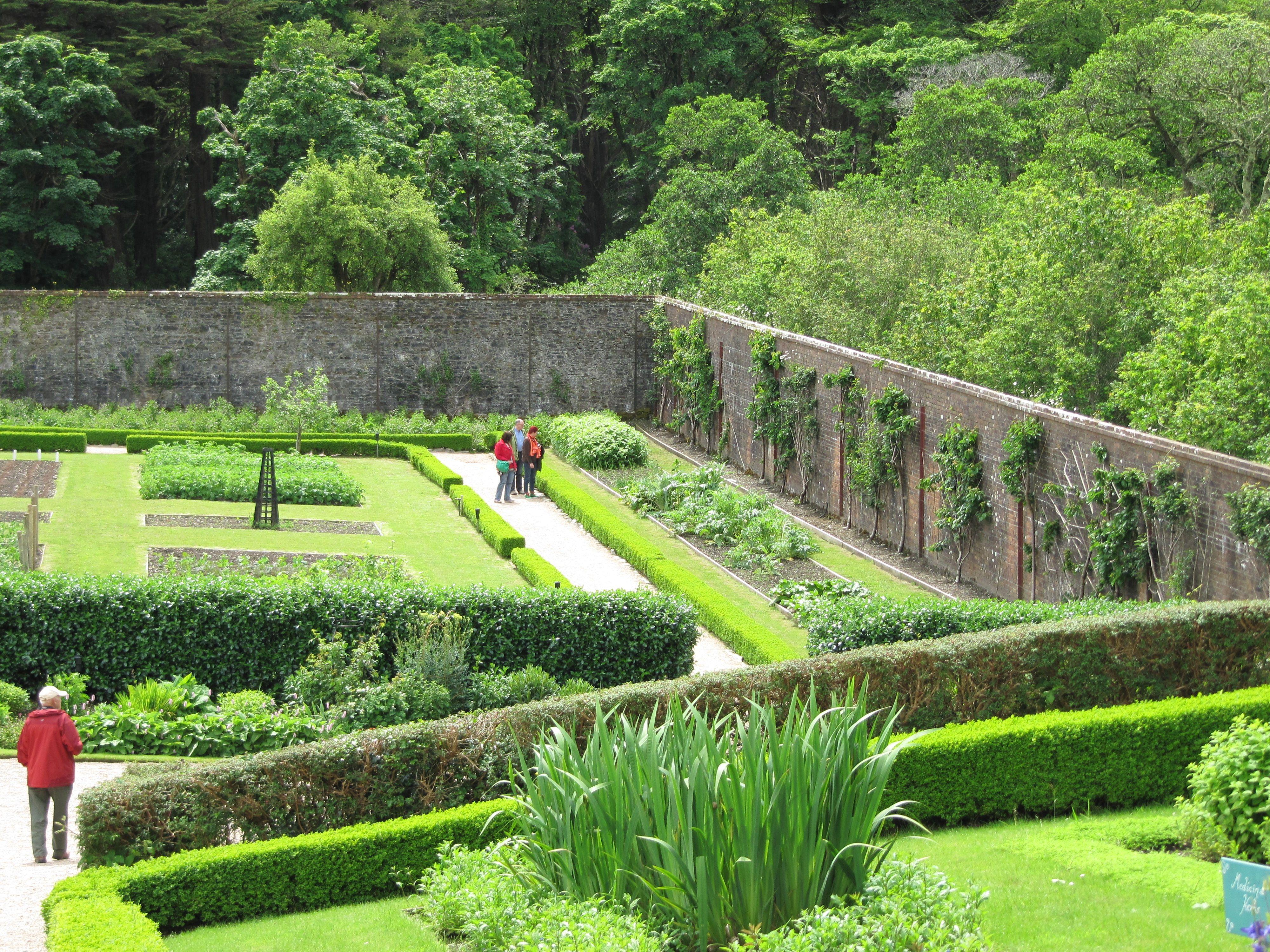 Victorian Walled Garden, Kylemore Abbey, Ireland