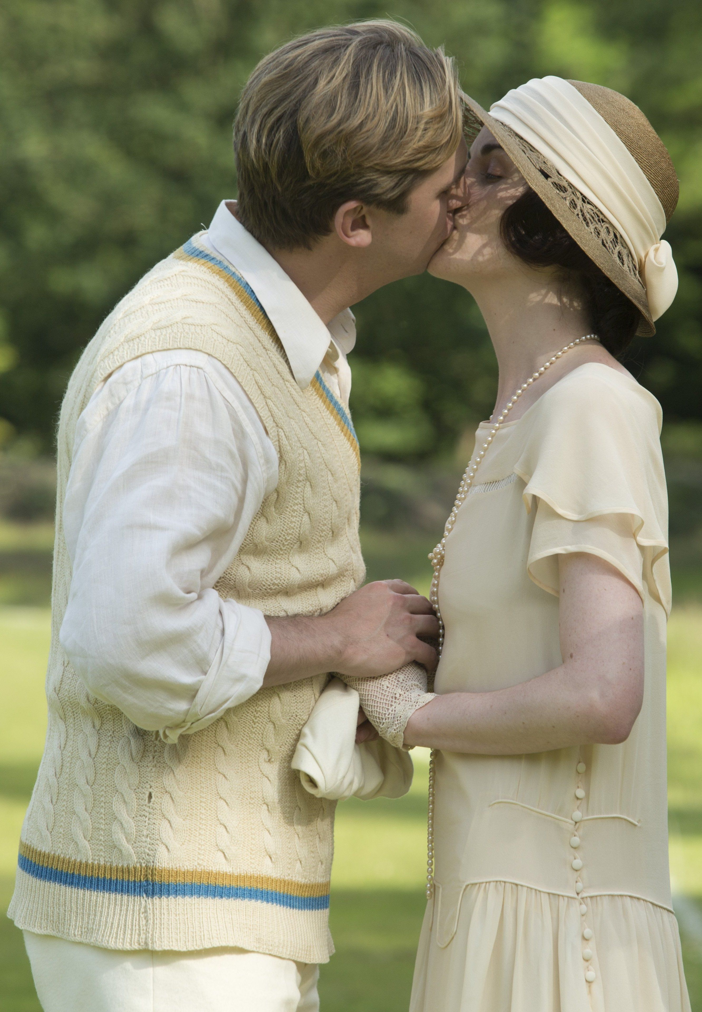Matthew and Mary   Downton Abbey