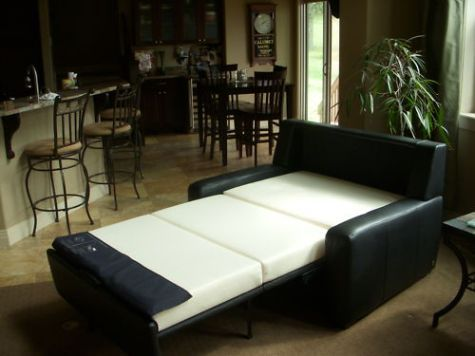 Leather Loveseat Sleeper Sofa For More Go To Http A