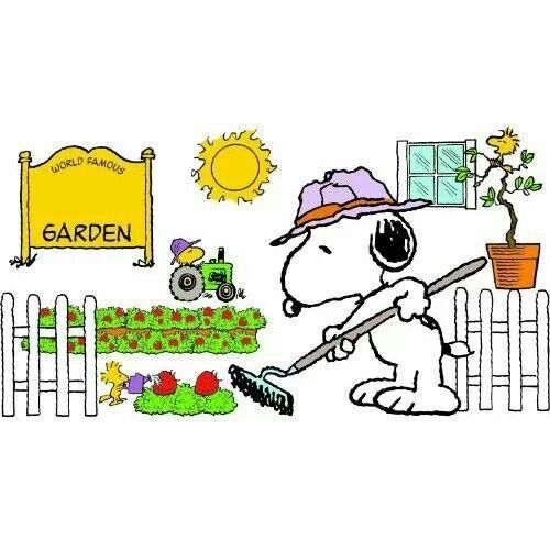 Gardenig | Snoopy art | Pinterest | Charlie brown y Dibujo