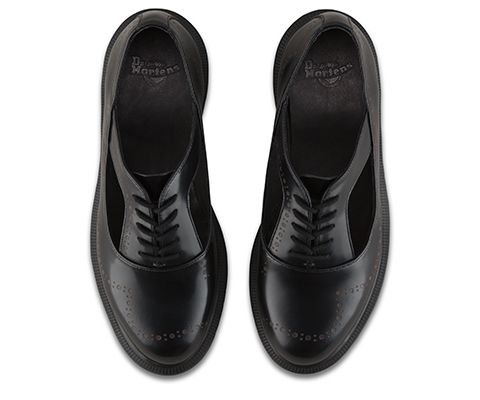 Part of the Refined Kensington collection, these womenu0027s brogues - statement form in doc