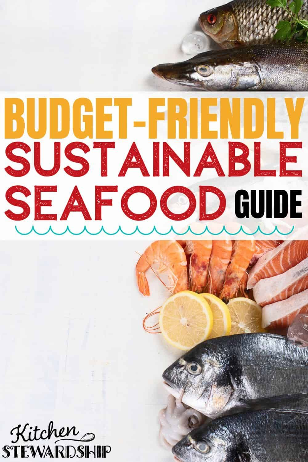 Budget friendly guide to sustainable seafood kitchen