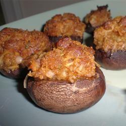 Caroline and Brian's Stuffed Mushrooms Allrecipes.com