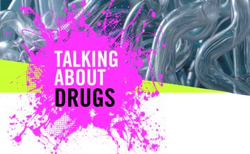 Talking with teenagers about drugs