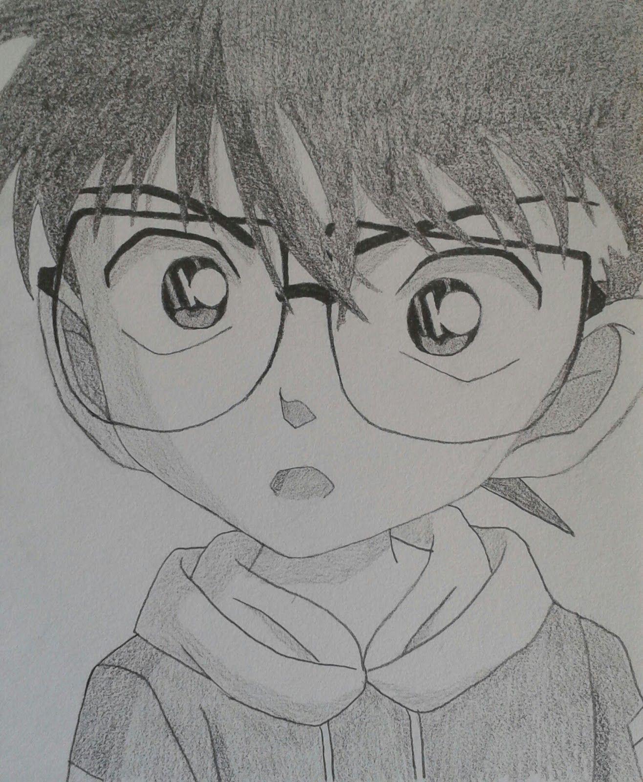 Resultado de imagen para dibujos de anime a lapiz