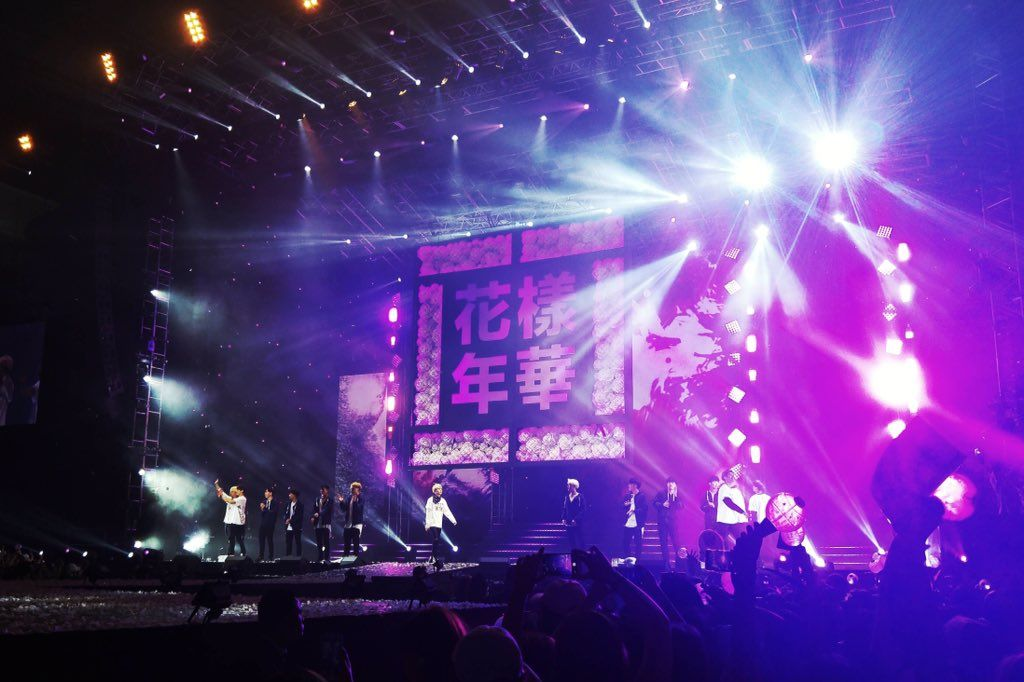 #BTS #방탄소년단 ❤ 화양연화 (HYYH) on stage : epilogue in Macao.