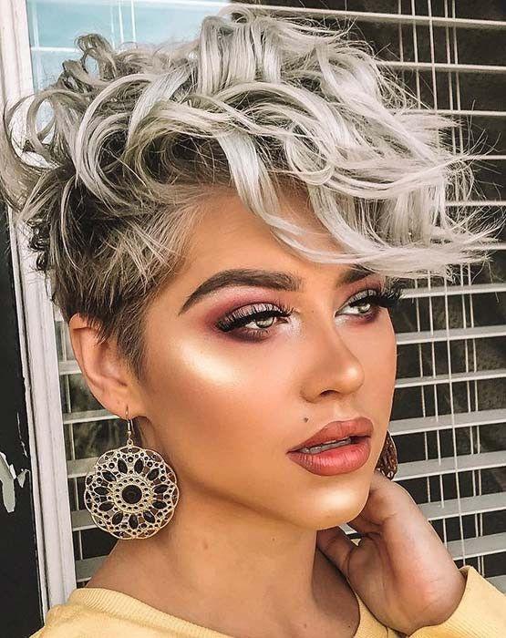 Photo of Copiar cortes de pelo cortos para mujeres 2019 Peinados para mujeres