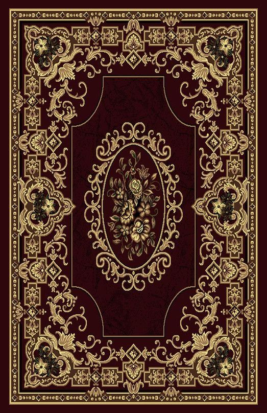 Best R435 Burgundy Area Rug Black Area Rugs Black Carpet 400 x 300
