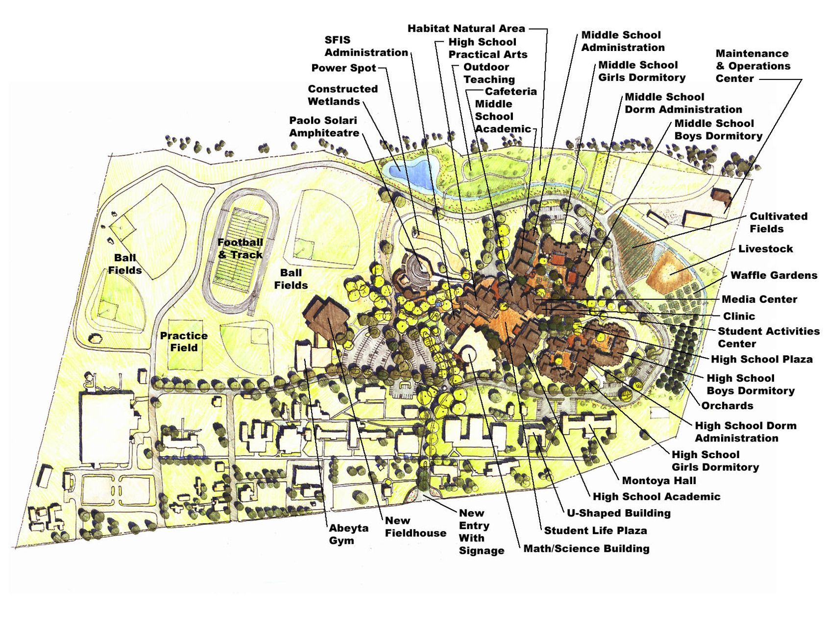 Campus Master Plan   Campus   Santa fe indian , Master ... on valencia college map, hamilton college map, san francisco state university map, northwest missouri state university map, utah college map, tarkio college map, san luis obispo college map, california college map, southern connecticut state university map, saint paul college map, grand canyon college map, florida college map, hillsborough community college map, united states college map, greenville college map, weatherford college map, mississippi college map, georgia college map, austin college map, st. augustine map,