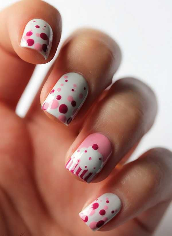15 Delicate Nail Art Designs for this WeekendBy Design and Polish
