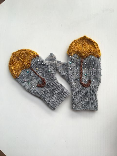 Photo of Mittens pattern to make you feel wooly this fall. Ravelry: Nattergal & # … knitted ideas – Welcome to Blog