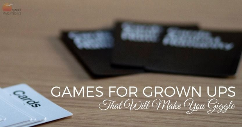 What Kids Need From Grown Ups But Arent >> Games Aren T Just For The Kids Grown Ups Like To Play Too We Ve