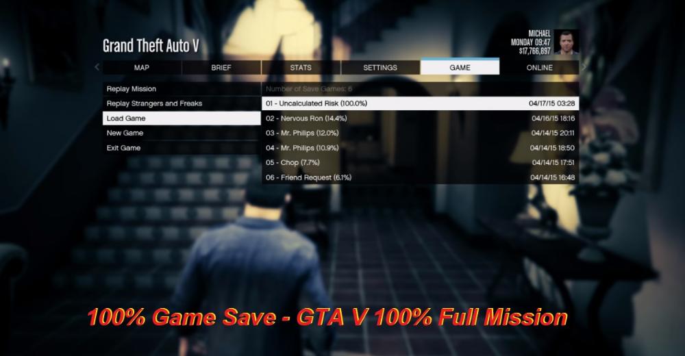 100 Game Save Gta V 100 Full Mission 9gtamods Com In 2021 100 Games Gta Mission