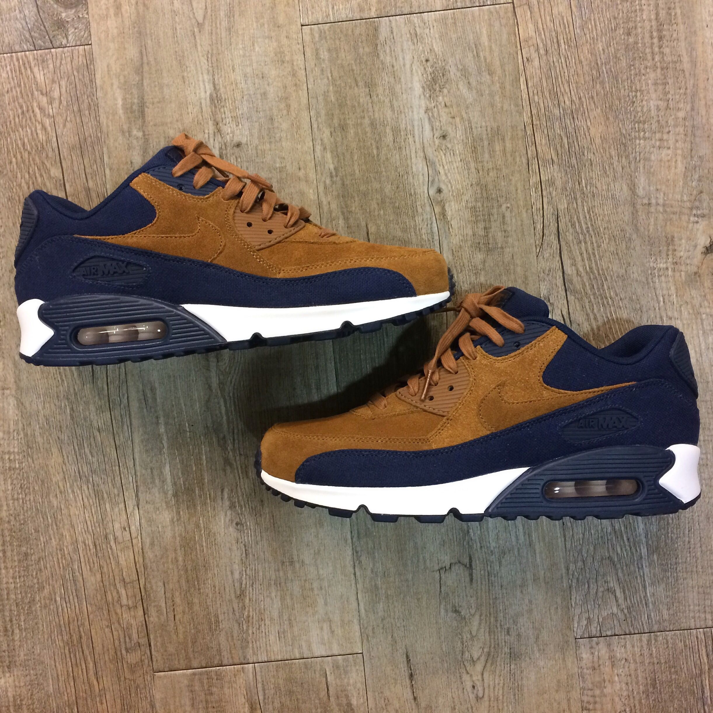 """6fa31c949fe26 Soleheaven Curated Collections on Instagram: """"Our latest addition to the  beautifully seasonal 'Bronze pack' is this; the Air Max 90 'Bronze', and  this is ..."""