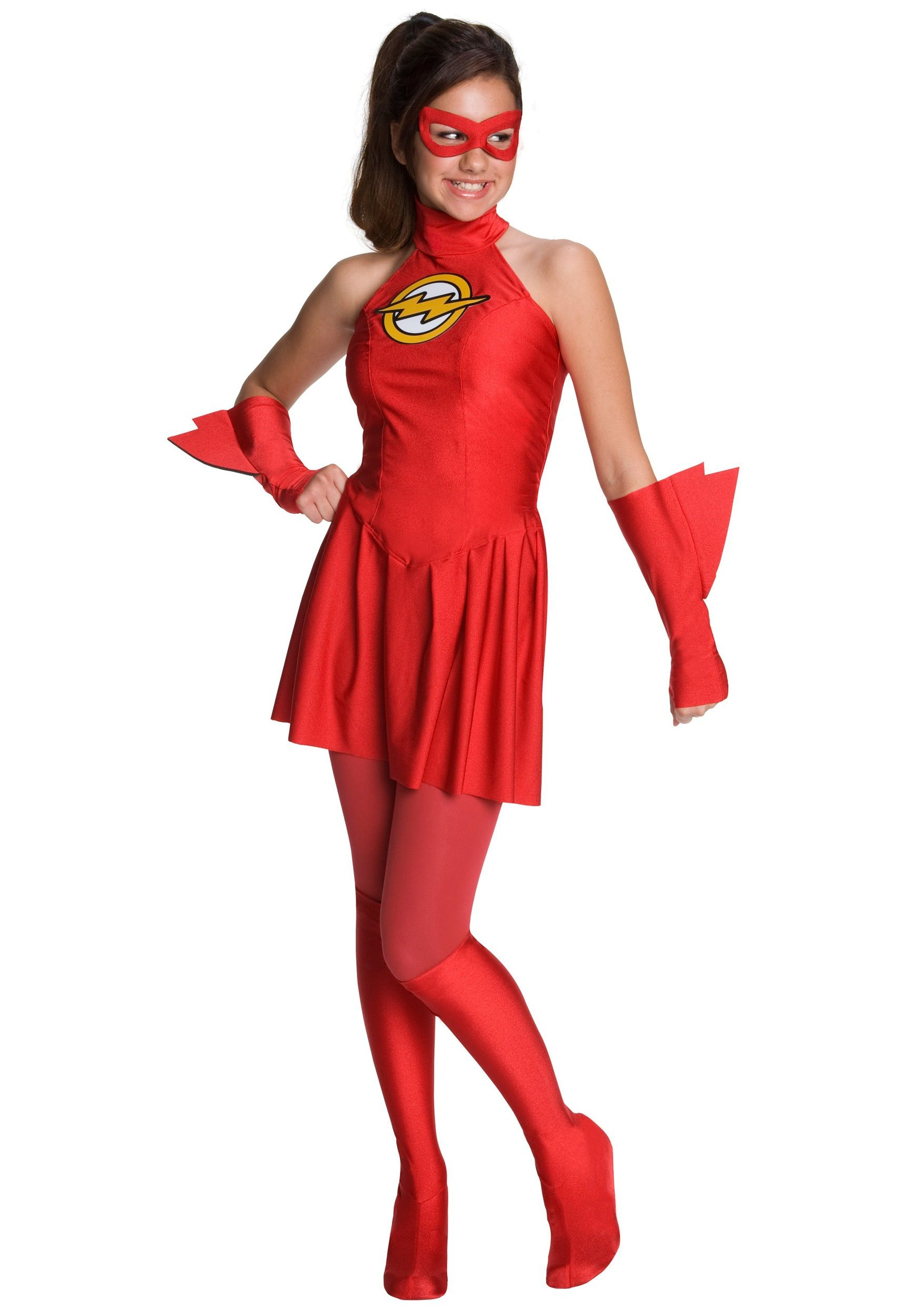female superhero costumes for kids | ... Costume Ideas Superhero Costumes Flash Costumes Kids Female Flash  sc 1 st  Pinterest & female superhero costumes for kids | ... Costume Ideas Superhero ...