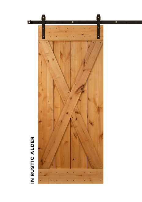 Classic X Brace Interior Barn Doors Barn Door Hardware Wooden Doors