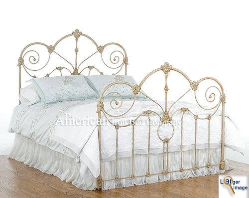 Iron Beds The American Iron Bed Co Portland Iron Bed Iron Bed