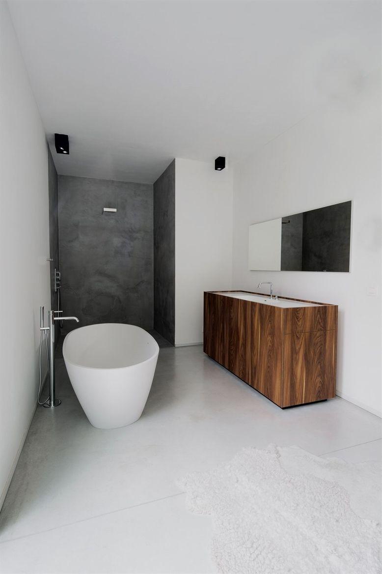 Badezimmerdesigns 8 x 6 je kan een losstaand bad perfect combineren met een inloopdouche