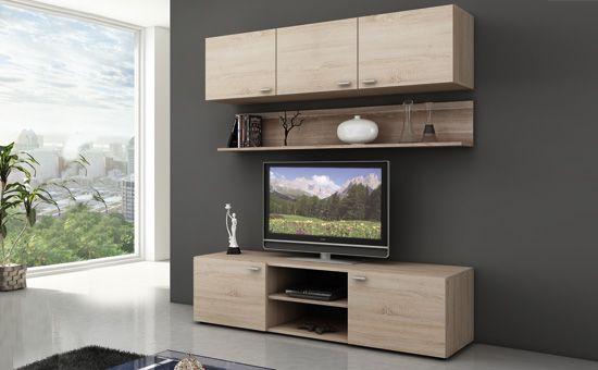 Prodotto soggiorno as4soggi1867 jerry via merini pinterest more best product - Mercatone uno mobili tv ...
