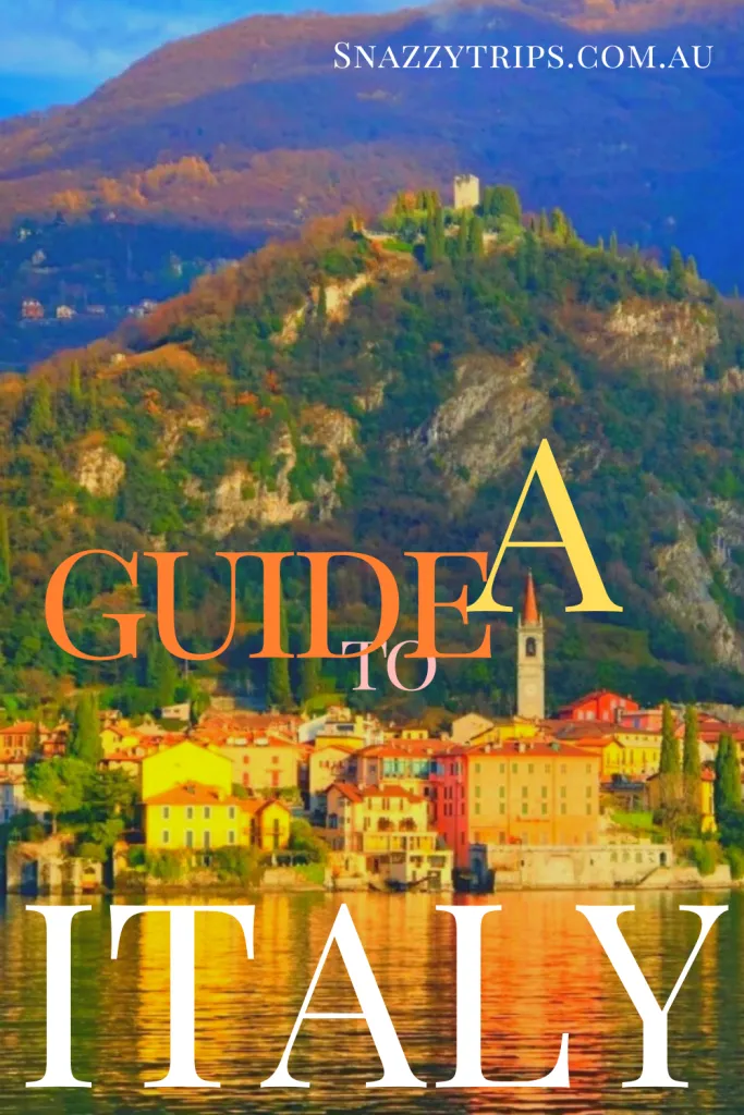 tips for visiting Italy in 2020 Visit italy, Italy