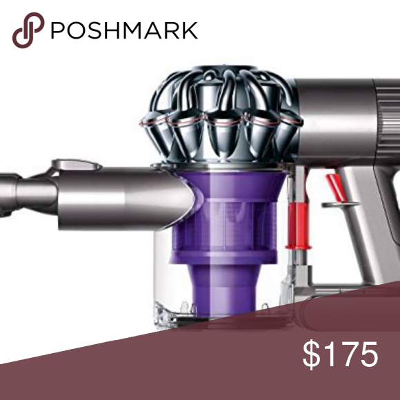 Dyson V6 Animal Max Plus Trigger Vacuum Dyson V6 Animal Max Plus Trigger Vacuum Great Vacuum Powerful Suction Designed For Vacuums Dyson V6 Things To Sell
