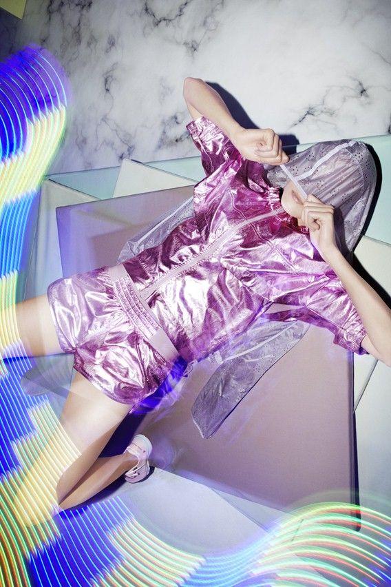 Stella McCartney x Adidas Fall/Winter 2013 Campaignphotographed by Viviane Sassen