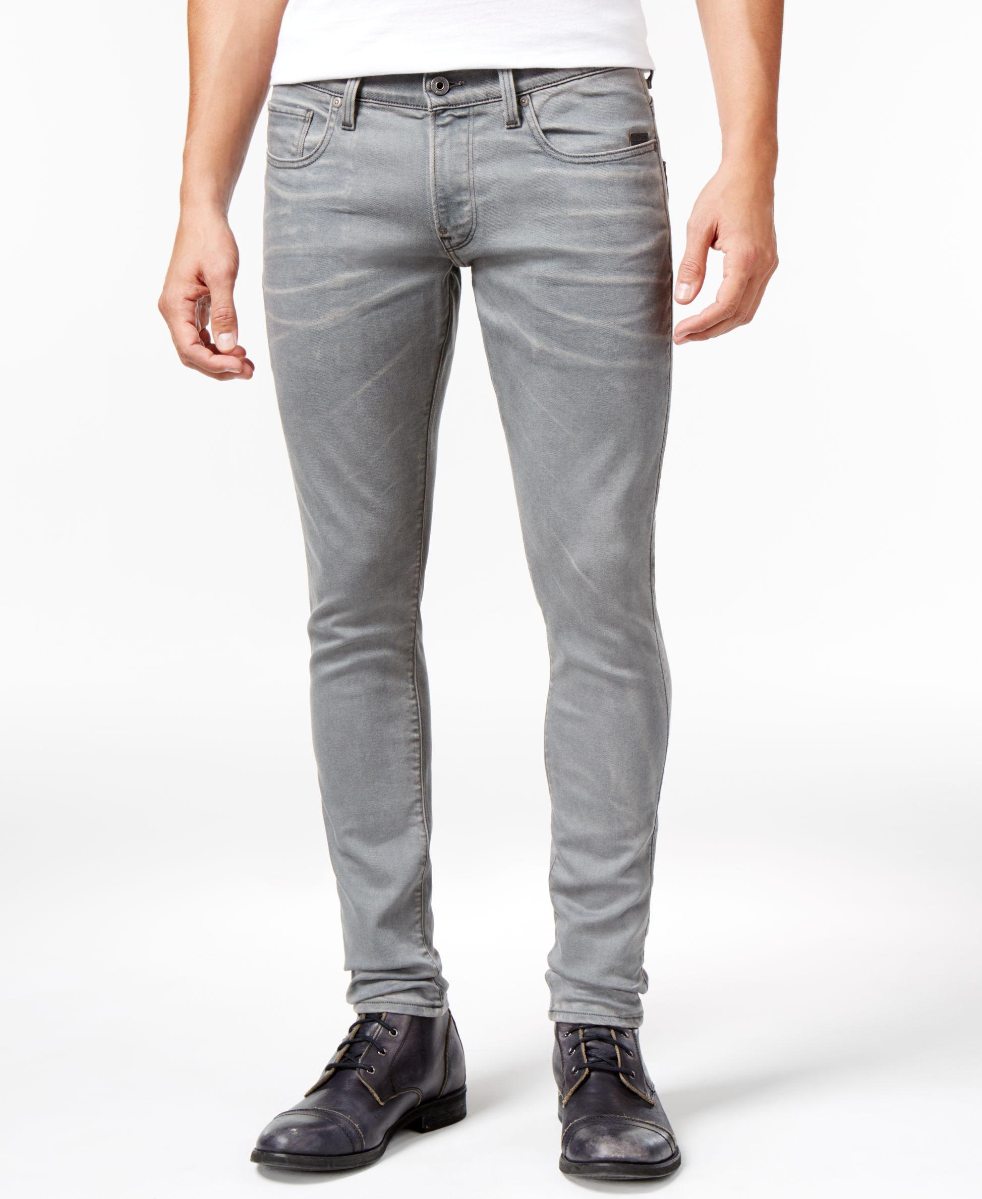 G Star Raw Men S Revend Super Slim Fit Jeans Skinny Jeans Men Slim Fit Jeans