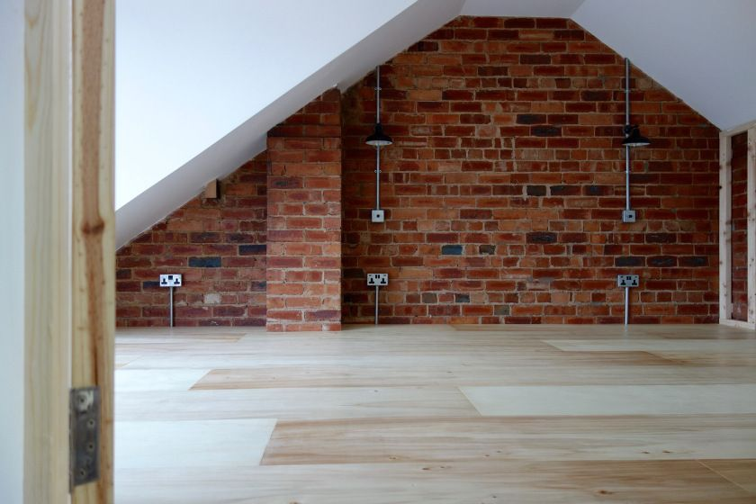 To ply or not to ply - A floor quandary | Plywood, Lofts ...