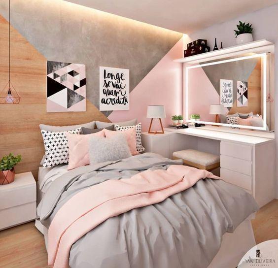 Como Decorar Una Habitacion Pequena Juvenil Decoracion De Habitaciones Pequenas Como De Decoracion De Cuartos Pequenos Dormitorios Decoraciones De Dormitorio