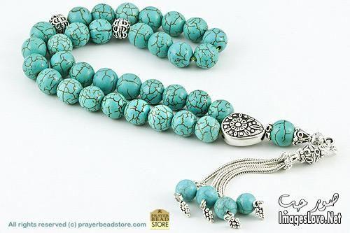 ملابس شبابية خروج 2016 احدث سبح للشباب والرجال سبح تشكيله متنوعه للرجال Stone Bead Jewelry Gemstones Turquoise Howlite