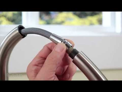 How Do You Attach A Hose To A Moen Kitchen Faucet Google Search