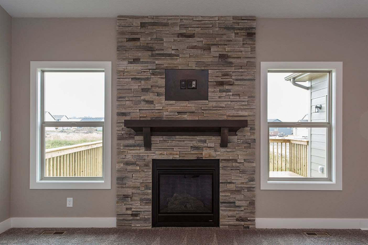 Echo Ridge Pro Fit 174 Alpine Ledgestone Cultured Stone