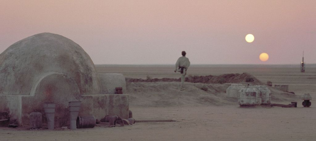 Image result for A new hope twin sunsets